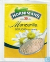 Tea bags and Tea labels - Hornimans - Manzanilla soluble azucarada
