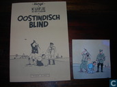 Strips - Kuifje - Oostindisch blind
