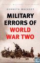 Military errors of Word War Two