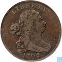 USA 1 / 2 cent 1802 or reverse 1802