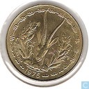 West African States 5 francs 1975