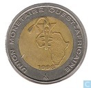 West-Afrikaanse Staten 250 francs 1996
