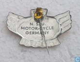 Speldjes, pins en buttons - Steekspeld - NSU motor-cycle Germany