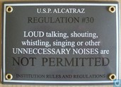 Alcatraz Regulation #30