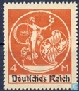imprint stamps Bavaria