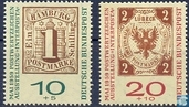 1959 Stamp Exhibition INTERPOSTA (BRD 102)