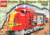 Lego 10020 - Santa Fe Super Chief