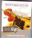Tea bags and Tea labels - Axxent - Bosvruchten