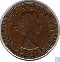 Coins - New Zealand - New Zealand 1 penny 1956