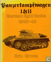 Panzerkampfwagen I&II, German light tanks 1935 - 45