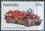 Fire brigade vehicles