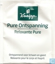 Pure Ontspanning  Relaxante Pure