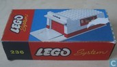 Lego 236 Garage with Automatic Door