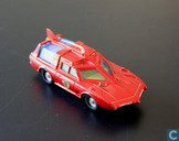 Model cars - Dinky Toys - Spectrum Patrol Car