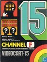 Video games - Fairchild VCS / Fairchild Channel F - Fairchild Videocart 15