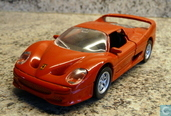 Ferrari F50 Shell collectie