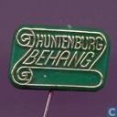 Huntenburg behang [groen]
