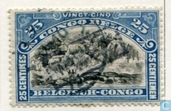 """TAXES\"" Postage Stamps of the bilingual issue of 1915"