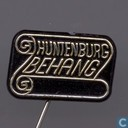 Huntenburg behang [zwart]