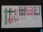 Vatican II FDC 471-476, version B