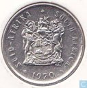 South Africa 5 cents 1970