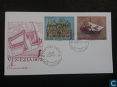 Vatican FDC 599-604 Version A