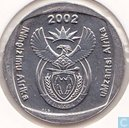 South Africa 2 rand 2002