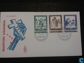 Vatican II FDC 471-476 Version A
