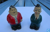 Stationery  - Sharpener - Laurel & Hardy