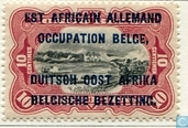 Landscapes Belgian Congo (1915) with print type B