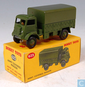 Model cars - Dinky Toys - Bedford QL Army Covered Wagon