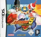 Mega Man 5: Battle Network Double Team DS