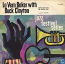 LaVern Baker with Buck Clayton