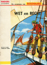 Comic Books - Roodbaard - Wet en recht