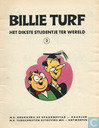 Bandes dessinées - Billy Boule - Billie Turf 2