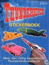 Thunderbirds stickerboek