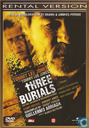 DVD / Video / Blu-ray - DVD - Three Burials