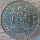 South Africa 1 cent 1978
