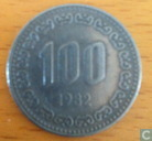 Zuid-Korea 100 won 1982