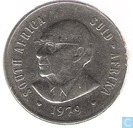 "South Africa 50 cents 1979 ""The end of Nicolaas Johannes Diederichs' presidency"""