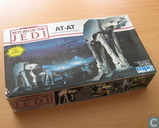 AT-AT Scale model kit