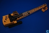 Compact Tracked Grab Crane