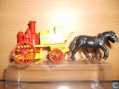 Horse drawn Fire Engine 'Lake City'