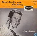 Good rockin' with Pat Boone