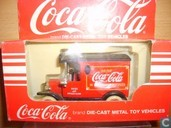 Ford Model-T Van 'Coca-Cola in sterilized bottles'