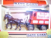 Horse drawn Delivery Van 'Tri-Sum Potato Chips'
