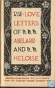 The loveletters of Abelard and Heloise