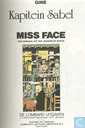 Comics - Kapitein Sabel - Miss Face