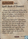 Spell Book of Drawmij
