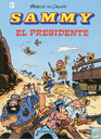 Comic Books - Sammy [Berck] - El Presidente